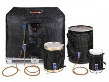 Drum heater / drum heating