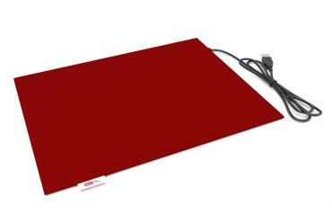 Lappo Comfort Pad USB Sitzkissen - Rot