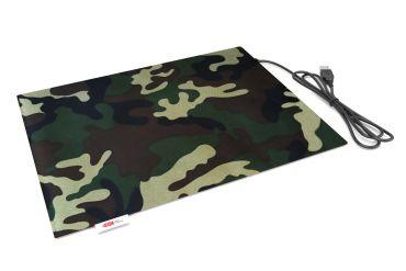 Lappo Comfort Pad USB Sitzkissen - Camouflage